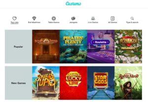 Casumo new casino offers