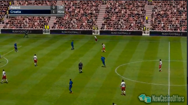 ComeOn's Virtual Sports offers fast-paced entertainment around the clock