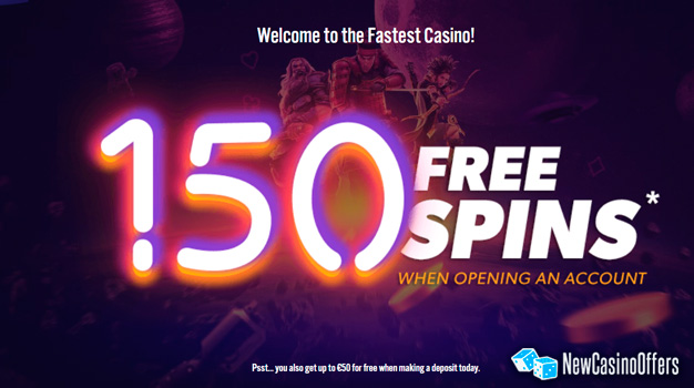Every new player on iGame has the right to always play at least 150 frees spins without deposit