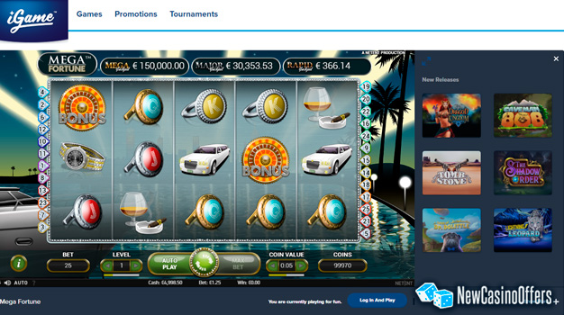 Mega Fortune is one of the most popular Jackpot games of all times