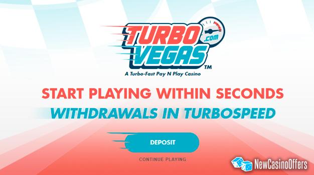 Turbo Vegas Offer