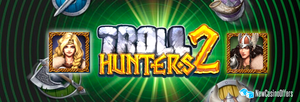 Join Troll Hunters 2 at Unibet