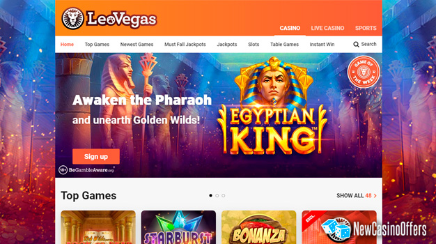 Leo Vegas has succeeded in gaining quite a foothold in the global game market